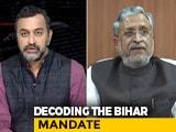 Video : Got A Little Worried After Exit Polls: Bihar Deputy Chief Minister