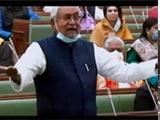 "Video : ""...Because He's (Tejashwi Yadav) My Friend's Son"": Nitish Kumar Erupts"