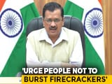 Video : Arvind Kejriwal Urges People To Join Him In ''Lakshmi Puja'' On Diwali