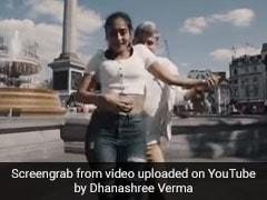 लंदन की सड़कों पर Dhanashree Verma ने 'सेनोरिटा' गाने पर किया रोमांटिक डांस, युजवेंद्र चहल की मंगेतर का देखें Video