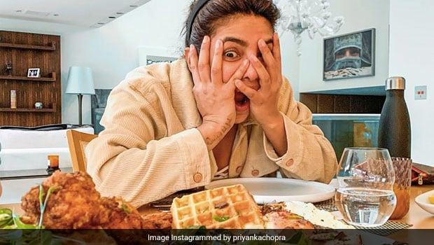 Priyanka Chopra's Fancy Sunday Brunch From London Looks Like A Dream, Pic Inside