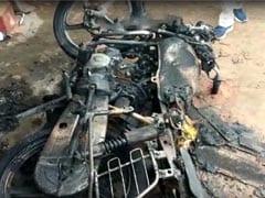 मध्य प्रदेश: युवक ने भाई, भाभी और दो बच्चों को जिंदा जलाया, बाद में फांसी लगाकर जान दी