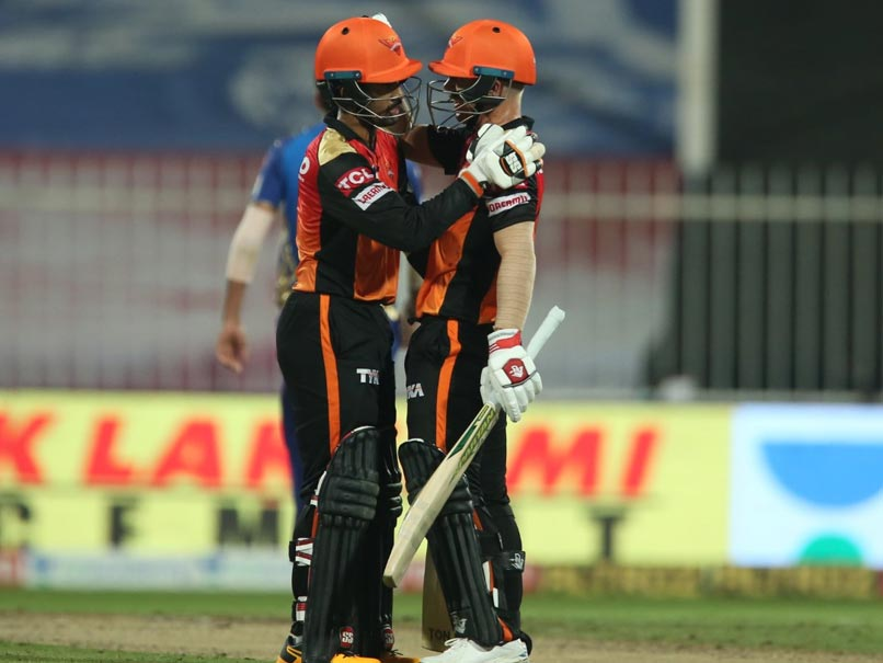 IPL 2020 Points Table: Mumbai Indians Finish On Top Of The Table, SunRisers Hyderabad Make Playoffs