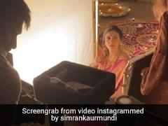 गुरदास मान की बहू का क्यूट सा वीडियो हुआ वायरल, शख्स को मास्क पहनने के लिए खास अंदाज में दिया सुझाव