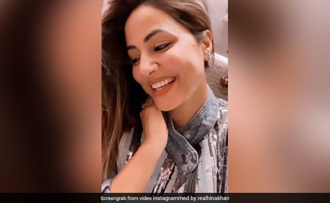हिना खान का Video हुआ वायरल, शर्माते हुए बोलीं- ऐसा पहली बार हुआ है 17-18 सालों में...
