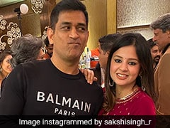 MS Dhoni Breaking Into Dance Moves With Sakshi, Ziva, Friends Will Leave You Smiling. Watch