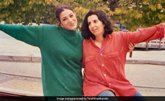 For Tabu's Birthday, Here's A Throwback From 25 Years Ago, Courtesy Farah Khan