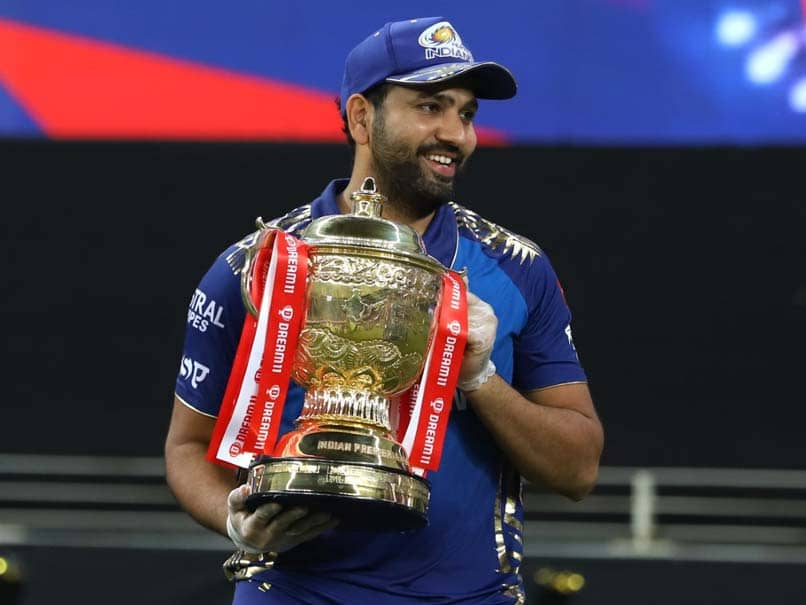 "IPL 2020 Final: Michael Vaughan Wants ""Fantastic Man Manager"" Rohit Sharma To Captain India In T20Is"