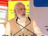 "Video : ""Uttar Pradesh Is 'Express Pradesh',"" Says PM In Varanasi"