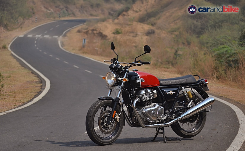 Royal Enfield sold 1,99,000 motorcycles in the third quarter of 2020-21