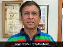 Kiran More Wears 1992 WC Jersey In Nostalgia Trip. See Pic