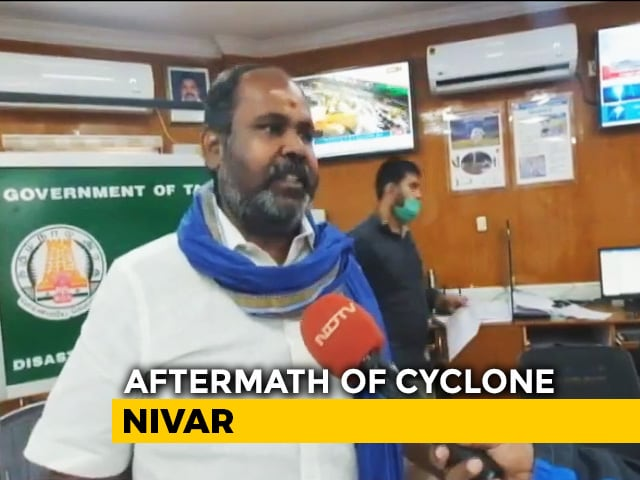 Video : How Much Damage Cyclone Nivar Caused In Tamil Nadu?