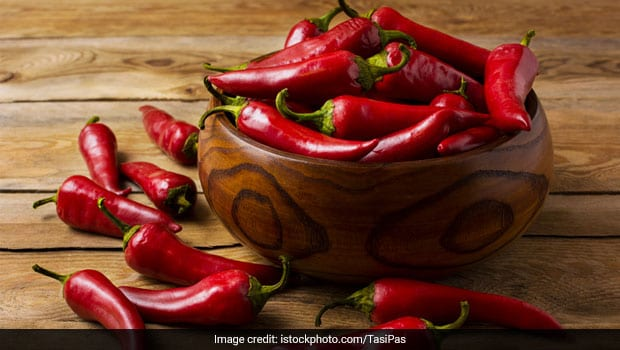 Eating Chillies As Part Of Daily Diet May Help You Live Longer - Study; 5 Chilli-Based Recipes