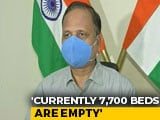 Video : 400 Beds Added For Critical Coronavirus Patients In Delhi: Minister