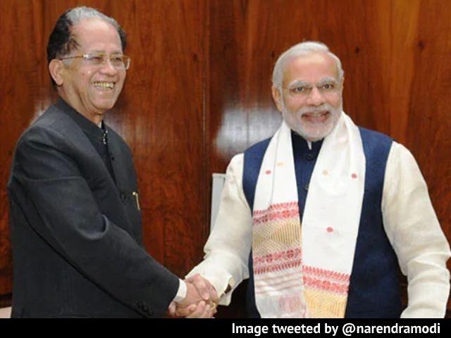 Video: 'Tarun GogoiJi Was Popular Leader, Veteran Administrator': PM Modi