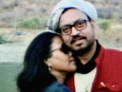 Irrfan Khan And Wife Sutapa Sikdar In A Beautiful Memory, All Thanks To Son Babil