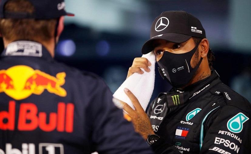 F1: Lewis Hamilton Scores 98th Pole In Bahrain