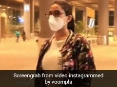अपने पुराने अवतार में लौटीं सारा अली खान, मीडिया को देख करने लगीं ऐसा- देखें Video