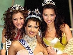 How Priyanka Chopra Avoided Major Wardrobe Malfunction At Miss World 2000