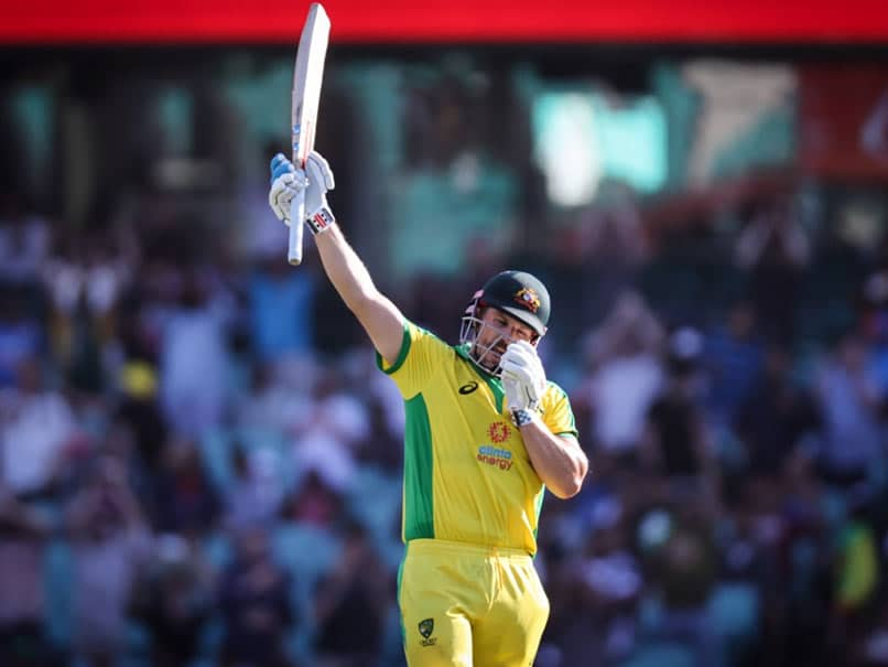 Australia vs India, 1st ODI: Aaron Finch Becomes Second Fastest Australian To Score 5,000 Runs In ODIs