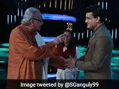 "Sourav Ganguly Mourns Soumitra Chatterjee's Death, Says ""You Have Done So Much, Can Rest In Peace"""