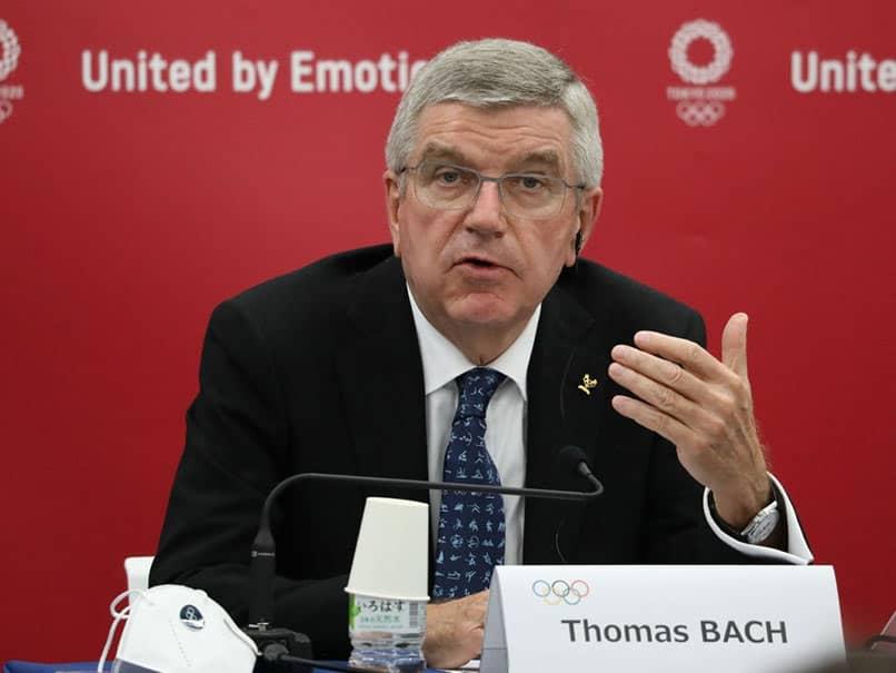 IOC Chief Says Coronavirus Vaccine Not Mandatory To Compete At Tokyo Olympics
