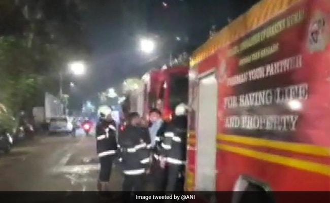Fire In Mumbai Restaurant, None Hurt