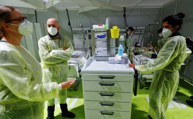 Coronavirus Infections In Germany Surpass 1 Million