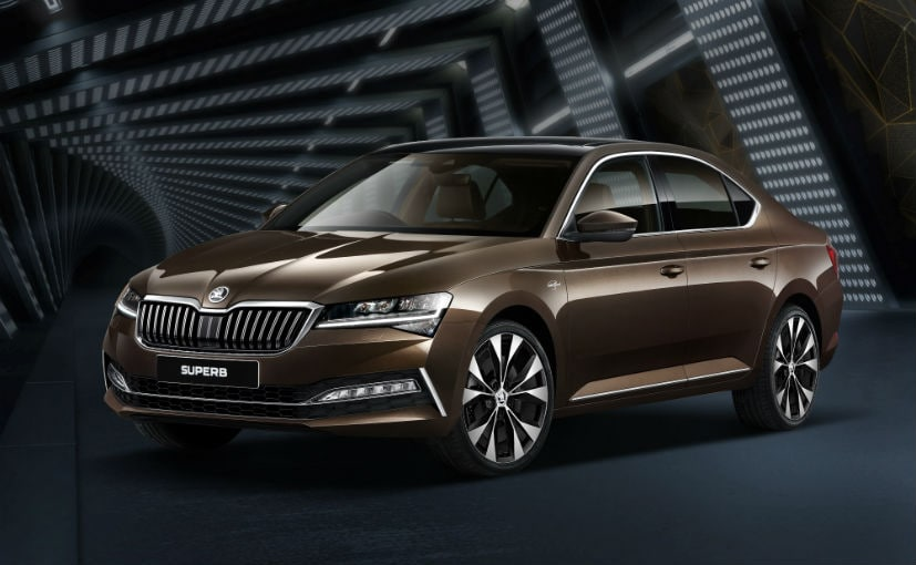 The 2021 Skoda Superb will come with an updated cabin with a host of new, smart features
