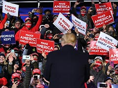 18 Trump Rallies May Have Led To Over 30,000 Covid Cases, 700 Deaths: Study