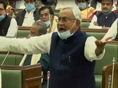 """Who Made Him Deputy Chief Minister?"" Nitish Kumar Slams Tejashwi Yadav"