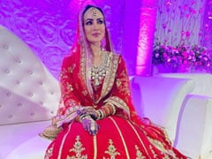 Newlywed Sana Khan Shares More Pics From Her Wedding Album
