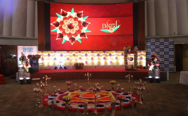 Diwali 2020: Sensex, Nifty Hit Record Highs In Special Muhurat Trading Session