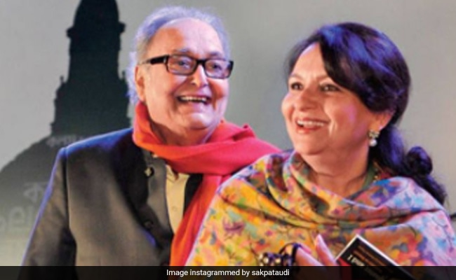 Soumitra Chatterjee Was One Of My Oldest Friends, The Loss Is Huge: Sharmila Tagore