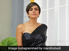 Mandira Bedi Gives Life To A Sequin Gown Like Nobody Else
