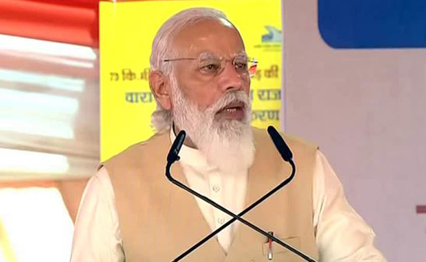 """For Some, Legacy Means Their Family:"" PM Modi In Varanasi"