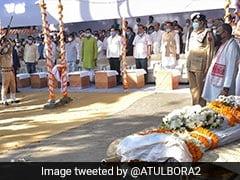 Thousands Mourn Tarun Gogoi, Assam's Great Unifier