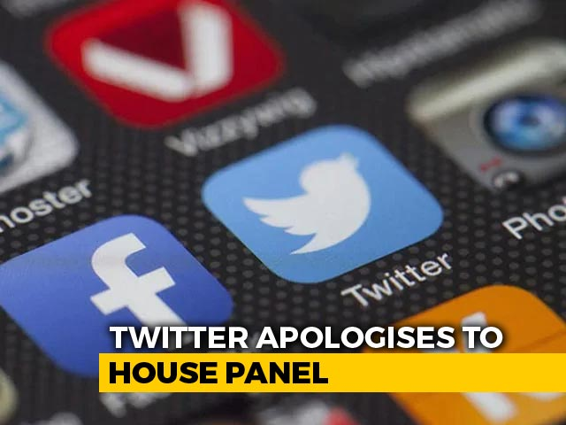 Video : Twitter Submitted Written Apology For Showing Leh In China: BJP MP