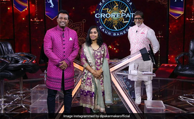 Kaun Banega Crorepati 12, Episode 35 Written Update: Amitabh Bachchan Welcomes Leander Paes And Dipa Karmakar On The Show
