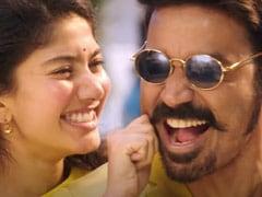 <I>Rowdy Baby</i>: Dhanush And Sai Pallavi Have 1 Billion Reasons To Smile As <I>Maari 2</i> Song Makes History