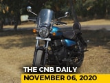 Video : Royal Enfield Meteor 350 Prices, Tata Harrier Camo, MINI Cooper JCW GP