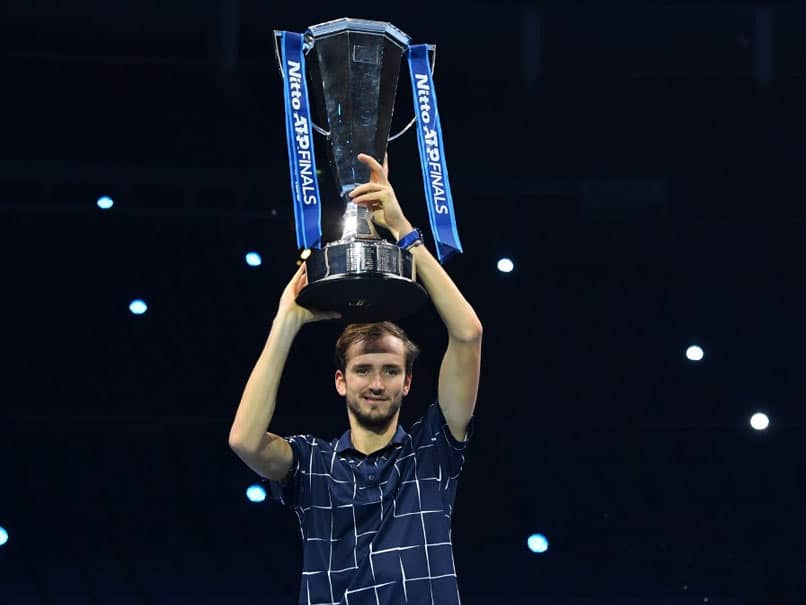 TENNIS: Daniil Medvedev wins his careers biggest title & becomes only fourth such player since 1990