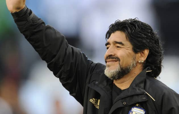 """""""Thank You For Everything"""": Tributes Pour In For Maradona"""