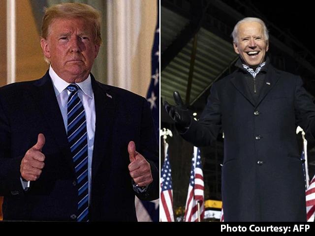 Video : Trump Or Biden: America Decides In Historic Election