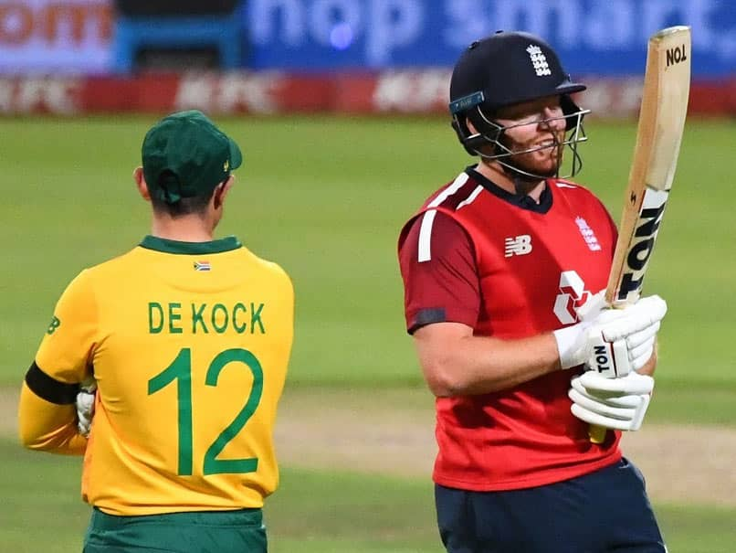 1st T20I: Jonny Bairstow Powers England To 5-Wicket Win Over South Africa