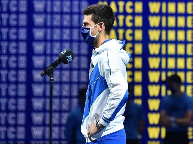 Novak Djokovic Backs Domestic Violence Policy For Tennis