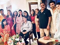 Inside The Kapoors' Family Dinner With Kareena, Neetu-Riddhima, Aadar Jain-Tara Sutaria And Others