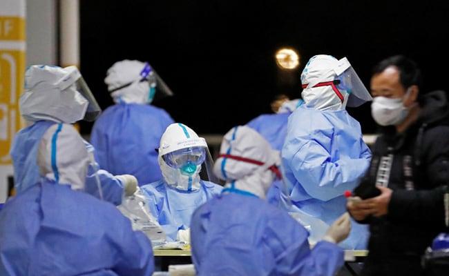 Shanghai Tackles Coronavirus Outbreak, Hundreds Of Flights Cancelled