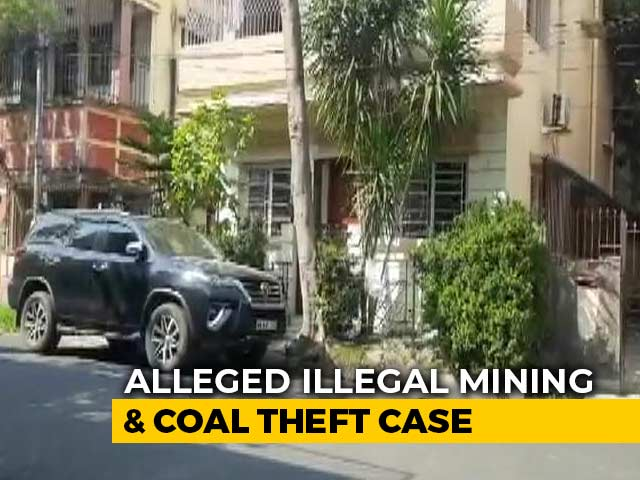 Video : CBI Raids 45 Places In Bengal, Jharkhand In Connection With Coal Scam