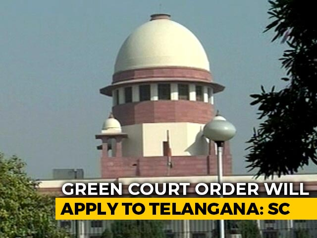 Video : Supreme Court Allows Green Crackers For 2 Hours In Telangana